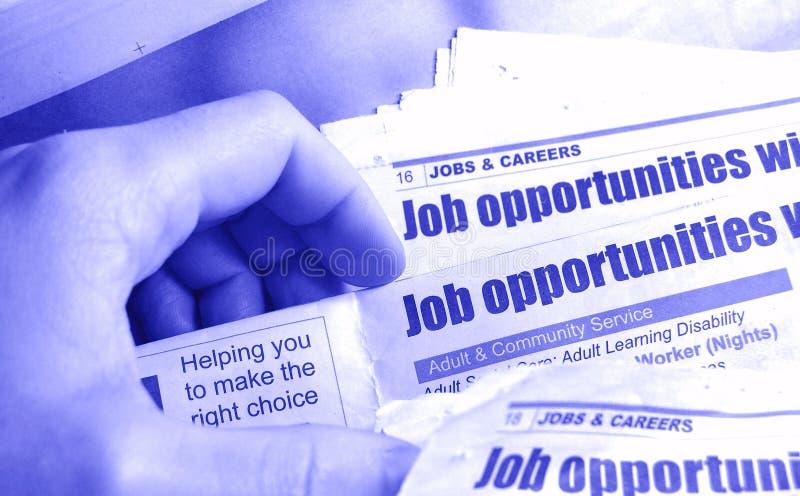 Busca de trabalho