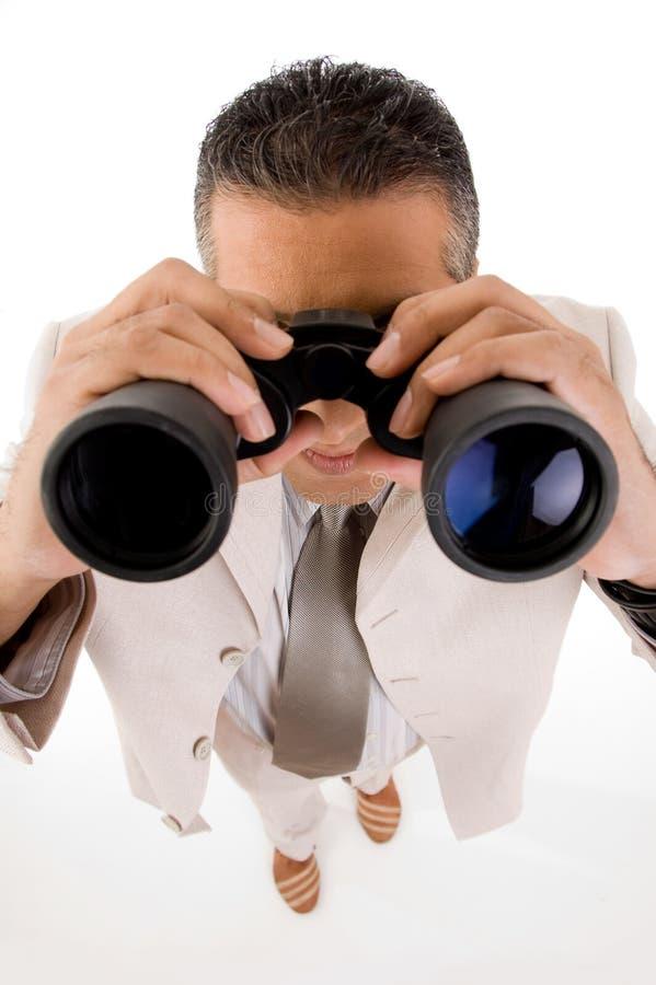 Busca do negócio fotografia de stock royalty free