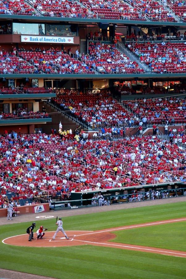 Free Busch Stadium St Louis Cardinals Royalty Free Stock Image - 10407326