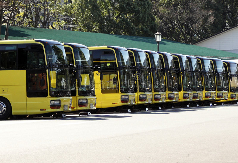 Download Buses stock image. Image of lineup, seeing, tourism, line - 2123921