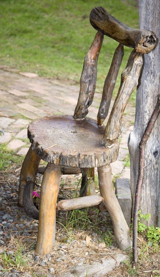 Bush chair royalty free stock photography