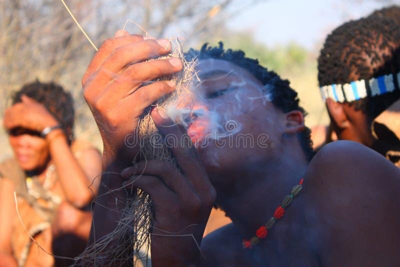 Download Bushman Editorial Photography - Image: 26445552