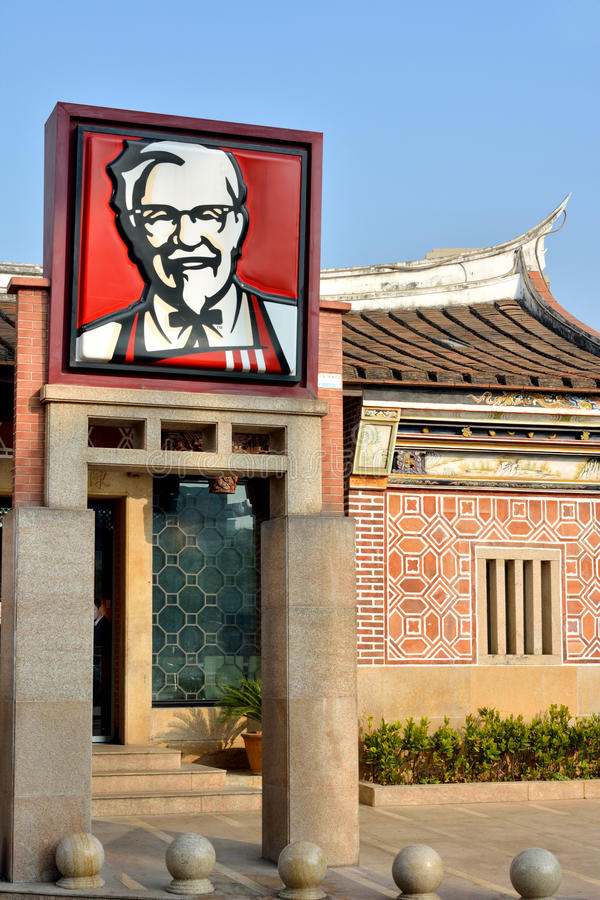 Busines of American fastfood in China