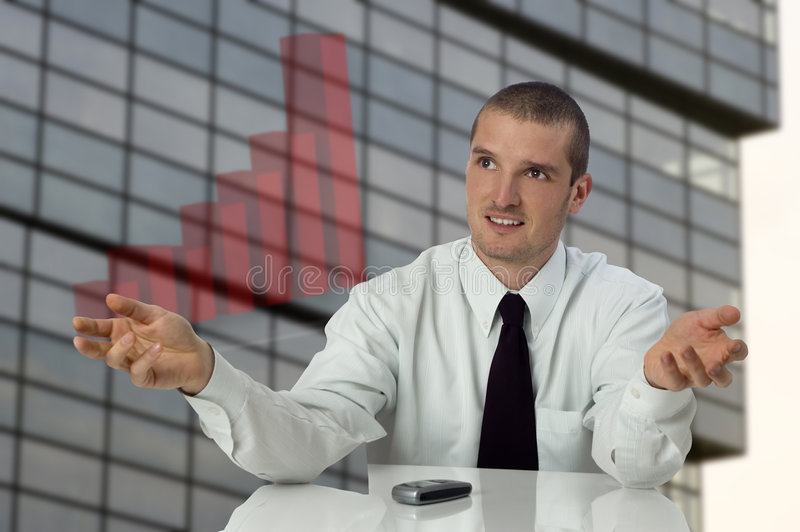 Download Business stock photo. Image of joined, graph, desk, consensus - 2016084