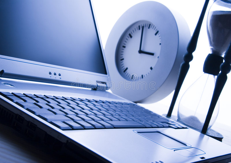 Business. Time is money time royalty free stock images