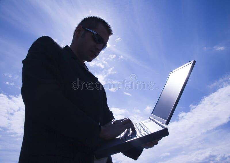 business arkivfoto