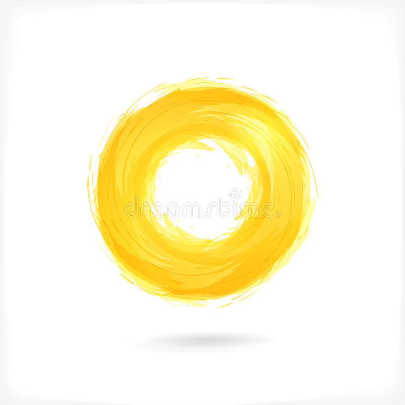 Free Business Abstract Circle Icon. Stock Image - 34606021