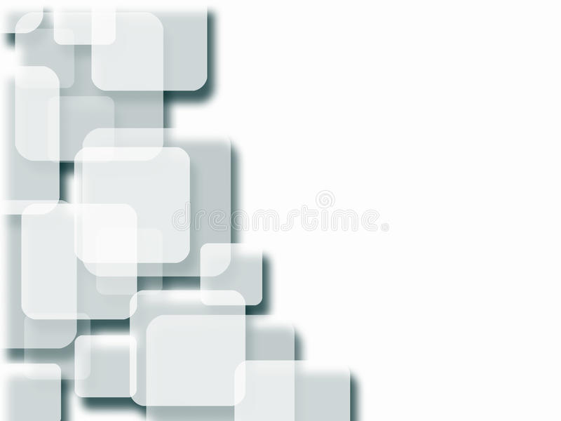 Business abstract green background stock illustration