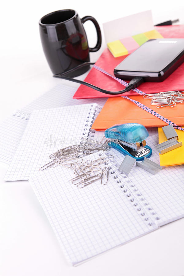 Business Accessories Stock Image
