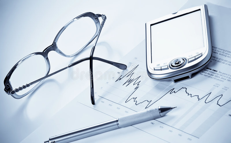 Download Business Accessories Stock Image - Image: 9364181