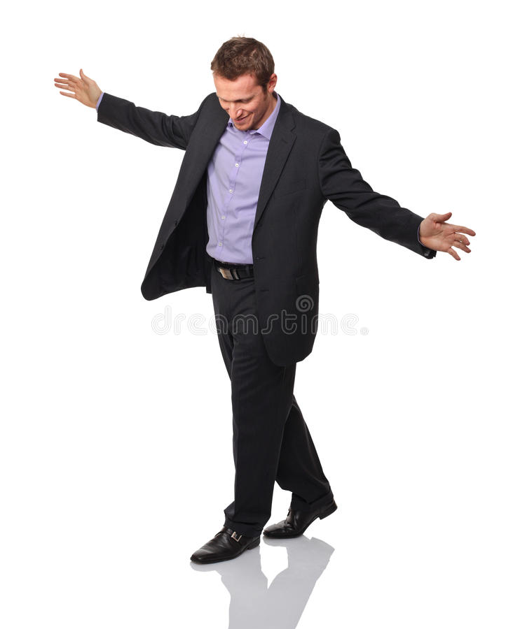 Download Business acrobat stock photo. Image of caucasian, portrait - 23483920