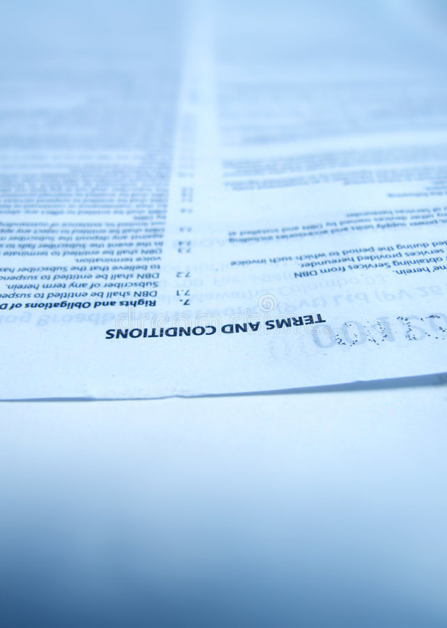 Business agreement stock images