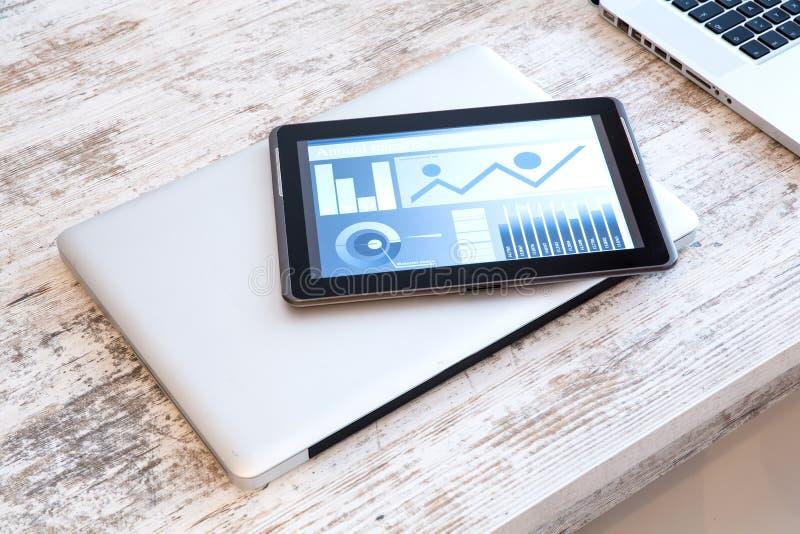 Business Analytics royalty free stock image