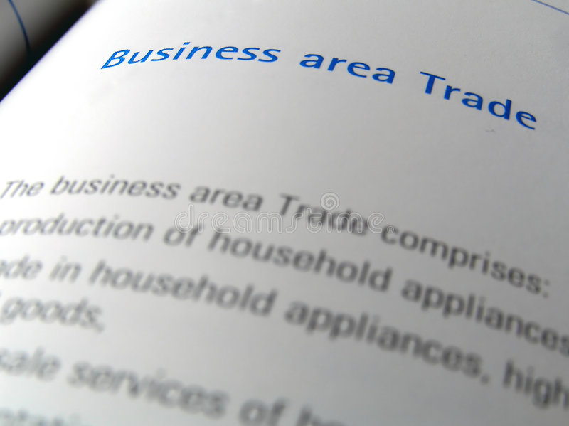 Business area royalty free stock photos