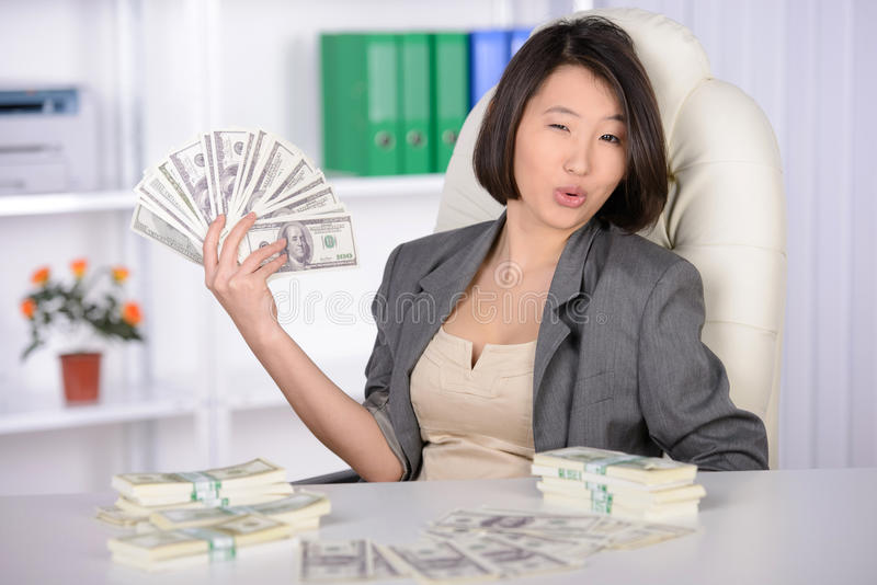 Business Asian Women Stock Photo Image Of Chinese, Face -7717