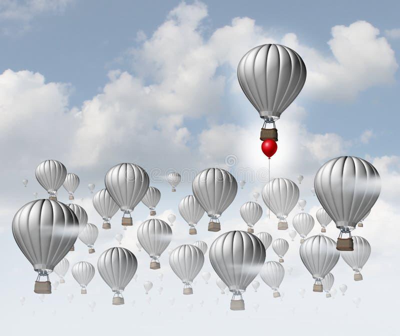 Business Assistance Success vector illustration