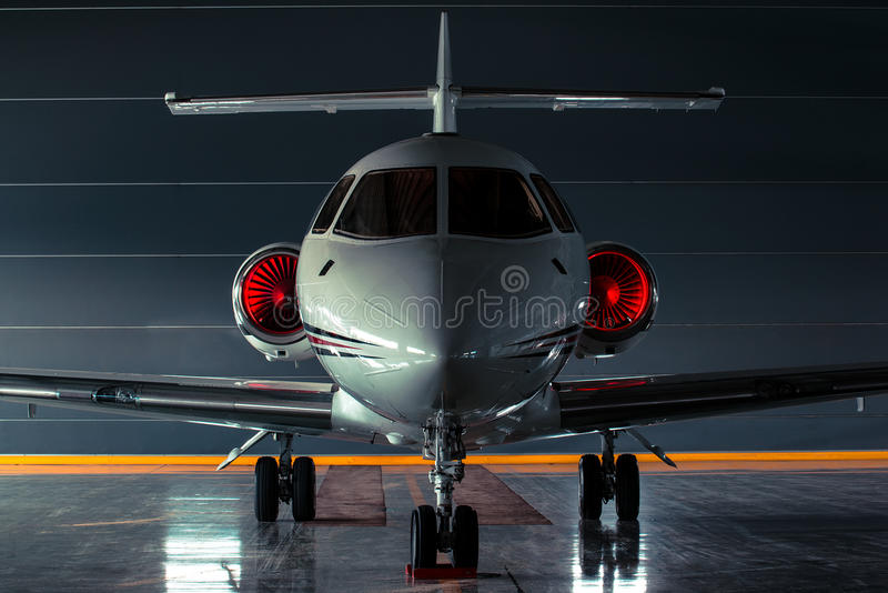 Business Aviation stock foto