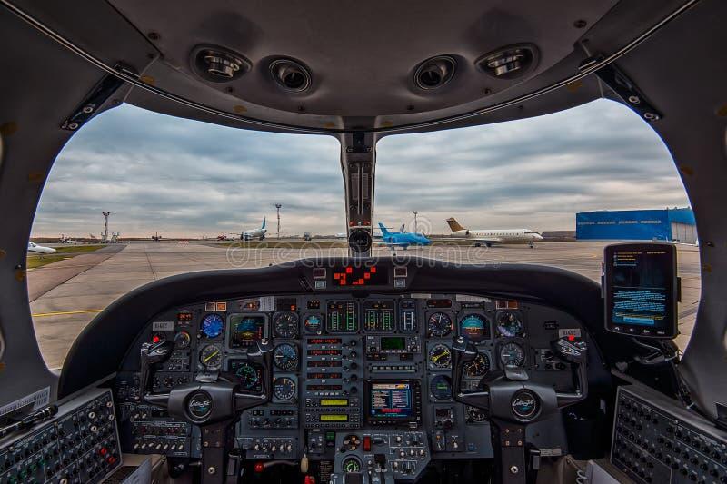 Business Aviation stock photo