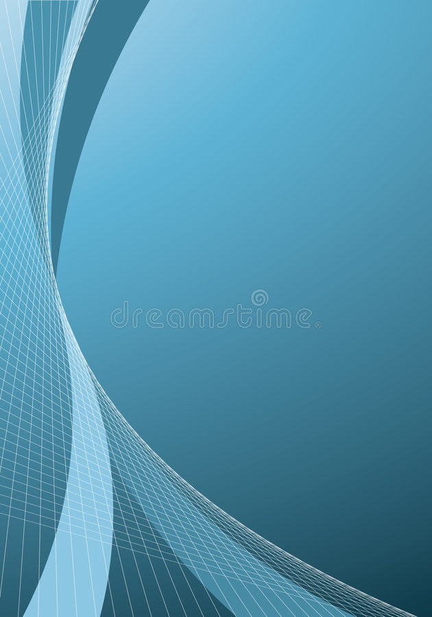 Business background stock illustration