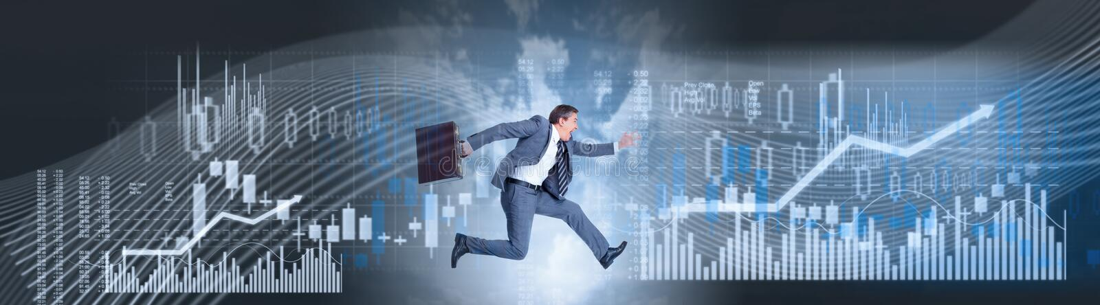 Business background stock photos