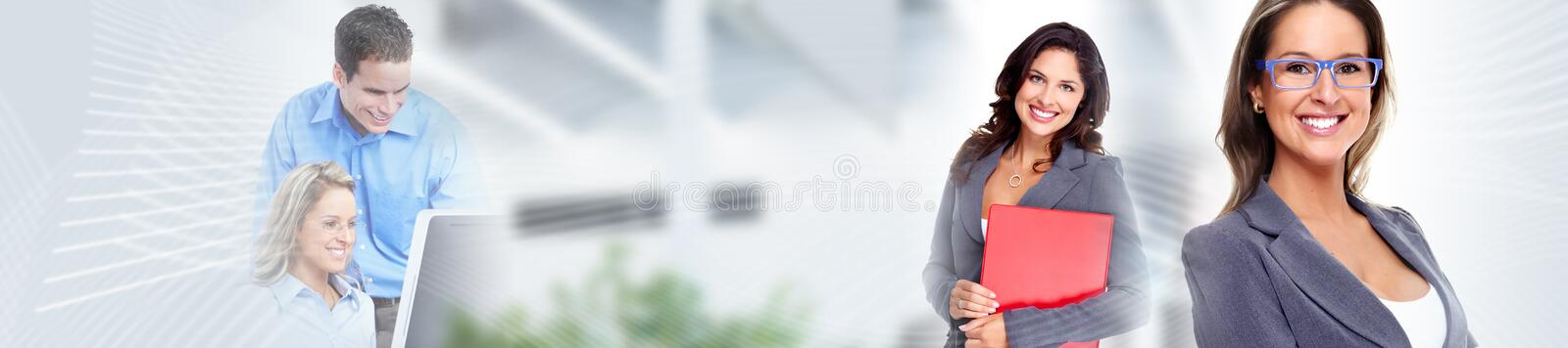 Business background. Business people group over abstract financial background stock images