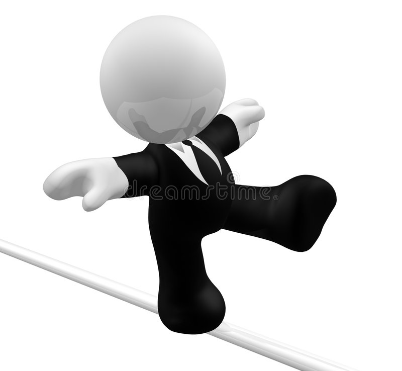 Business balance icon vector illustration