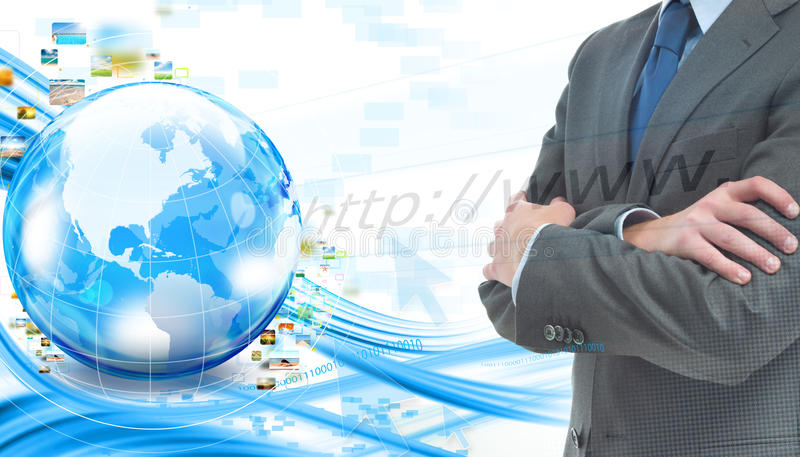 Download Business banner stock photo. Image of businessman, concept - 20023486
