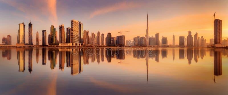 Download Business bay of Dubai, UAE stock image. Image of emirates - 79925063