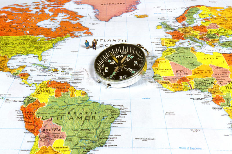 Business Without Borders royalty free stock images