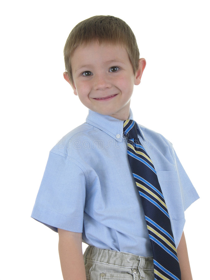 Download Business Boy Two stock photo. Image of business, dressy - 453594