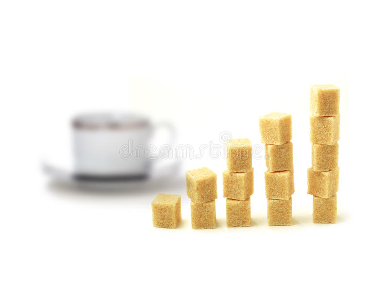 Business Breakfast Concept stock photography