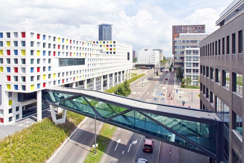 Download Business Bridge stock image. Image of street, netherlands - 26045247