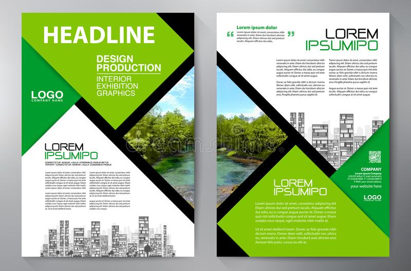 leaflets template