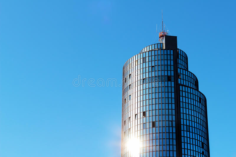 Business building royalty free stock photo