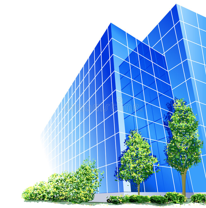 Free Business Building Stock Photography - 5468392