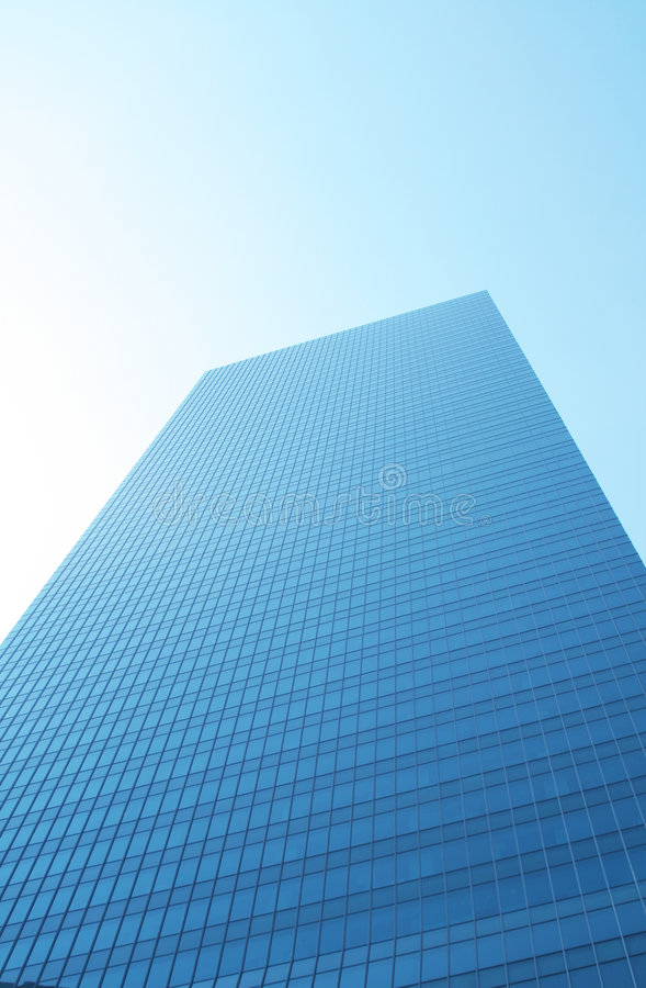 Download Business Building Architecture In The Morning Stock Photo - Image: 4603242