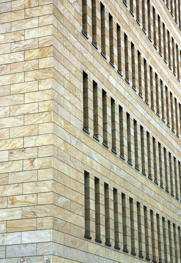 Business building facade stock images