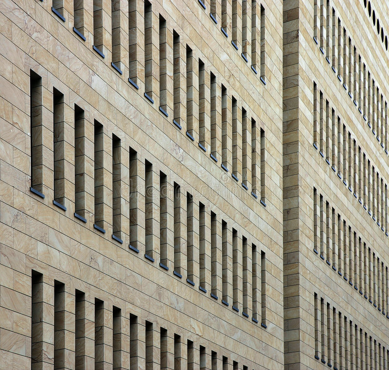 Free Business Building Facade Royalty Free Stock Photo - 1181755