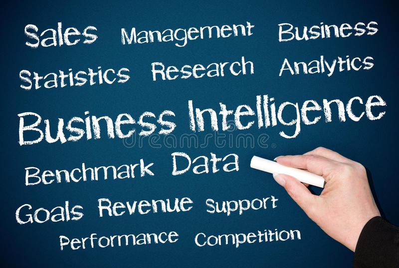 Download Business buzz words stock photo. Image of blue, intelligence - 23647086