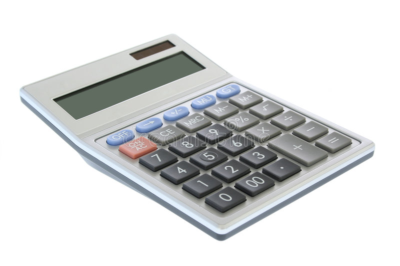 Download Business calculator stock image. Image of analyzing, commercial - 3183961