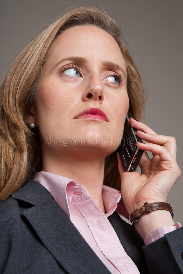 Download Business call stock image. Image of woman, mobile, looking - 10630991