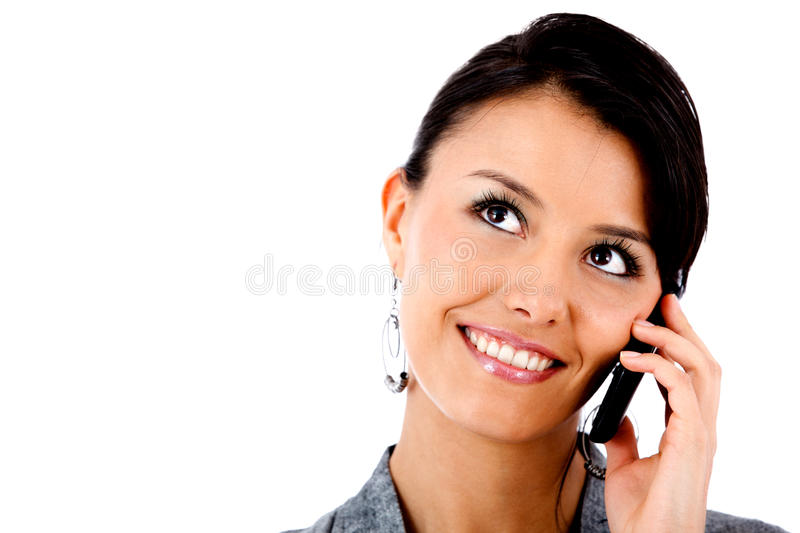 Download Business call stock image. Image of talk, executive, isolated - 20861355