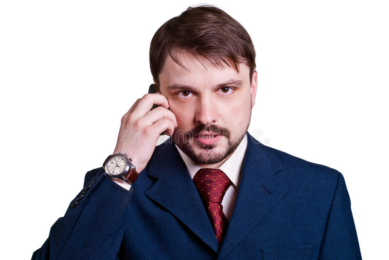 Download Business Call stock photo. Image of handsome, male, communication - 23059352