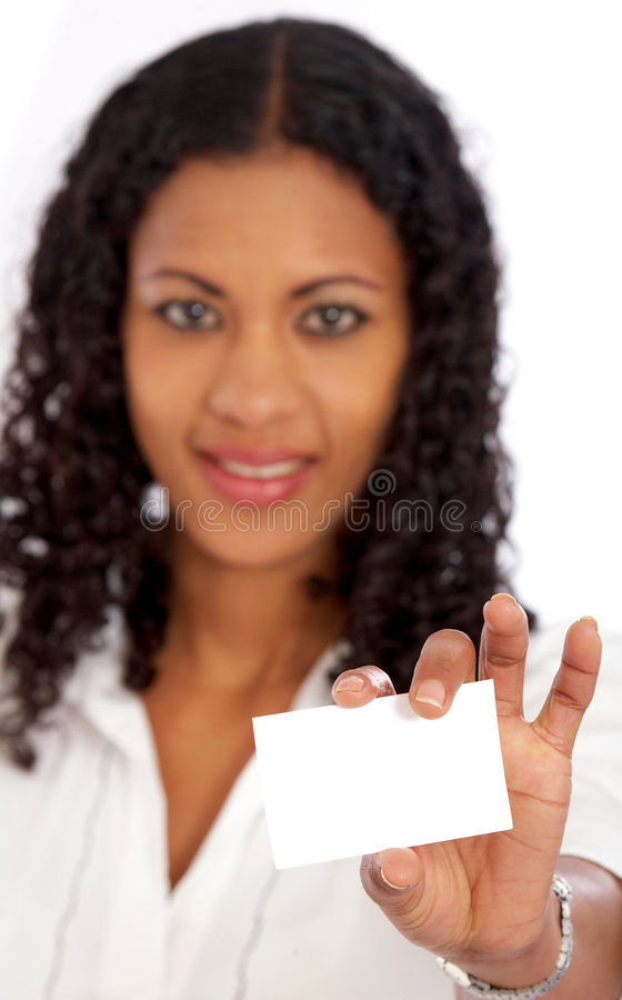 Download Business card stock photo. Image of displaying, black - 4880008