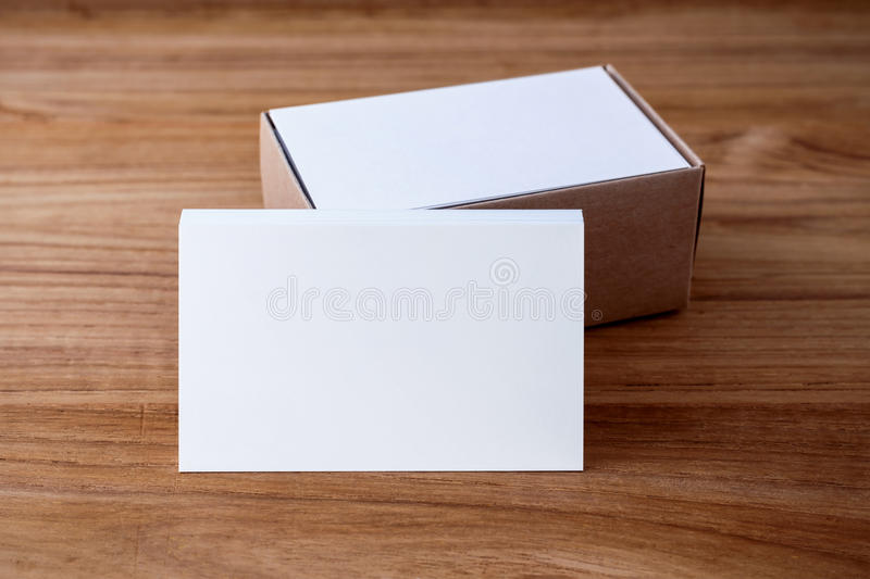 Business card mockup with kraft box stock image image of paper download business card mockup with kraft box stock image image of paper note reheart Image collections