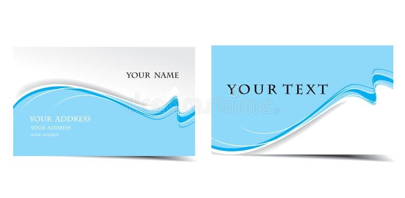 Download Business card set stock vector. Illustration of leaflet - 14965020