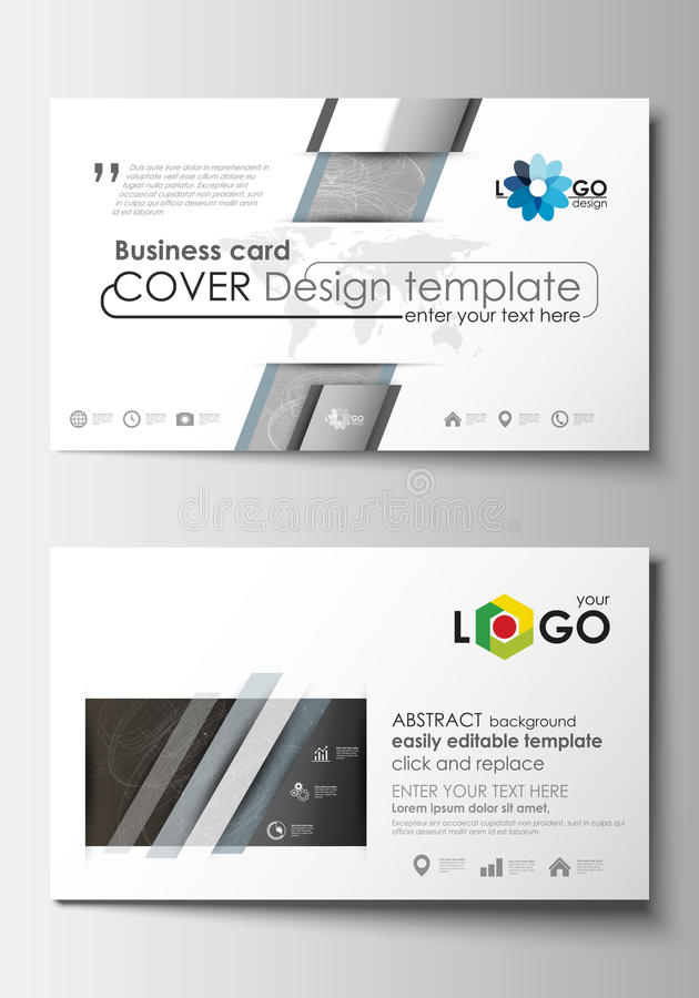 Business card templates cover design template easy editable blank download business card templates cover design template easy editable blank flat layout accmission Gallery