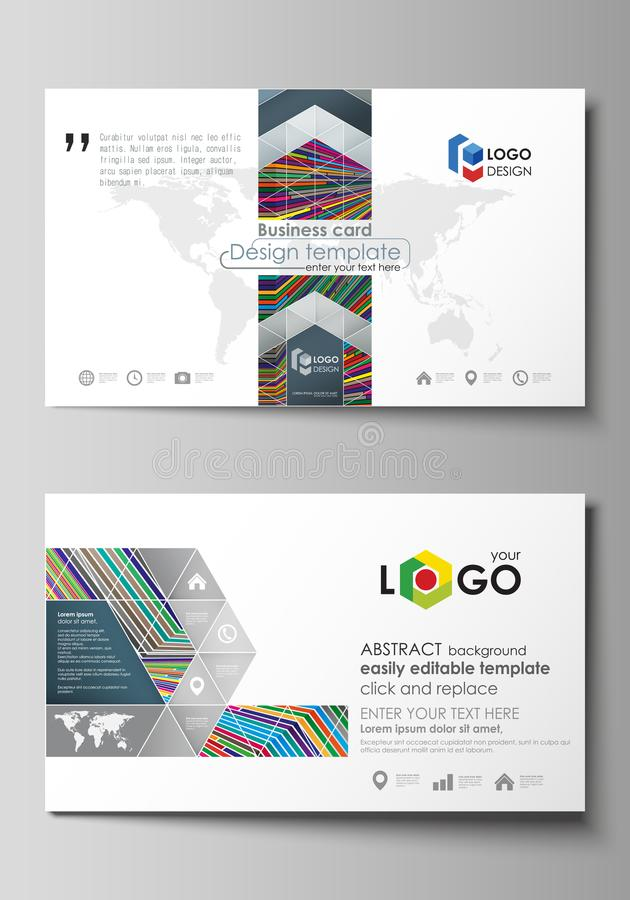 Business card templates easy editable layout abstract vector download business card templates easy editable layout abstract vector design template bright color accmission Choice Image
