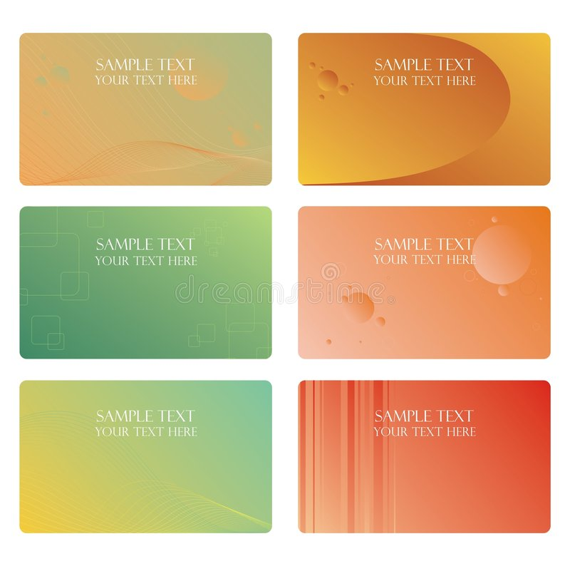 Download Business Cards Royalty Free Stock Photo - Image: 7151375