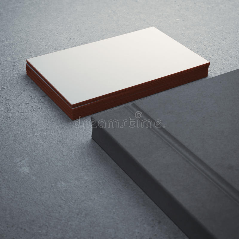 Business cards mockup stock image. Image of card, calling - 54725413